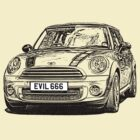 Evil Mini by RoystonVasey