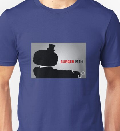 Burger Men Unisex T-Shirt