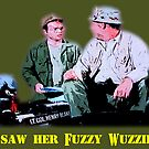 """""""I Saw Her Fuzzy Wuzzies"""" by joshjen10"""
