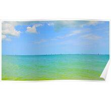 Lamai Beach - Koh Samui -Thailand Poster