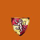 harry potter_Gryffindor Logo by ioanna1987