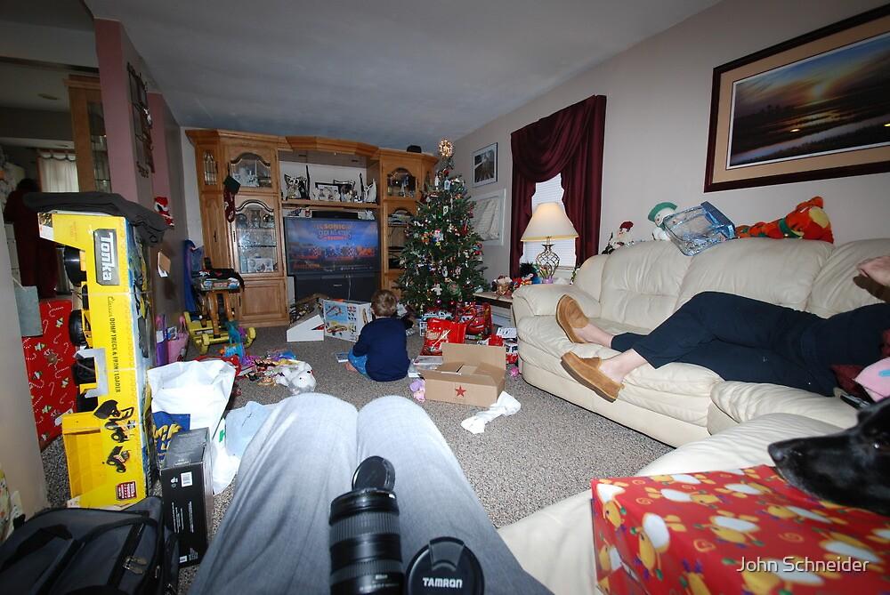 .... later Christmas morning by John Schneider