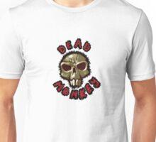 Dead monkey skull painting Unisex T-Shirt