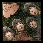 Beatles Rubber Soul by Patrick  McMullen