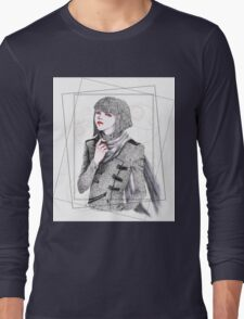 Androgynous Long Sleeve T-Shirt