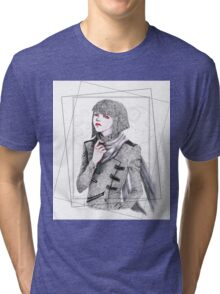 Androgynous Tri-blend T-Shirt