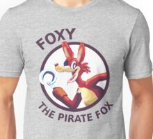 Foxy the Pirate Fox - Five Nights at Freddy's Unisex T-Shirt