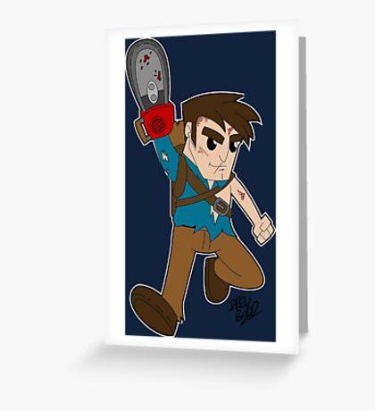 Ash Time Greeting Card