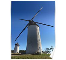 French windmill Poster