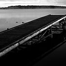 THe Dock  by JerryCordeiro