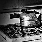 Stove Top  by JerryCordeiro