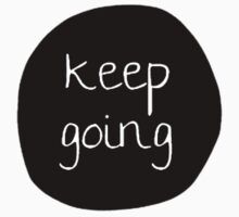 Keep Going by nuance