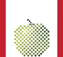 bubble apple by suesla