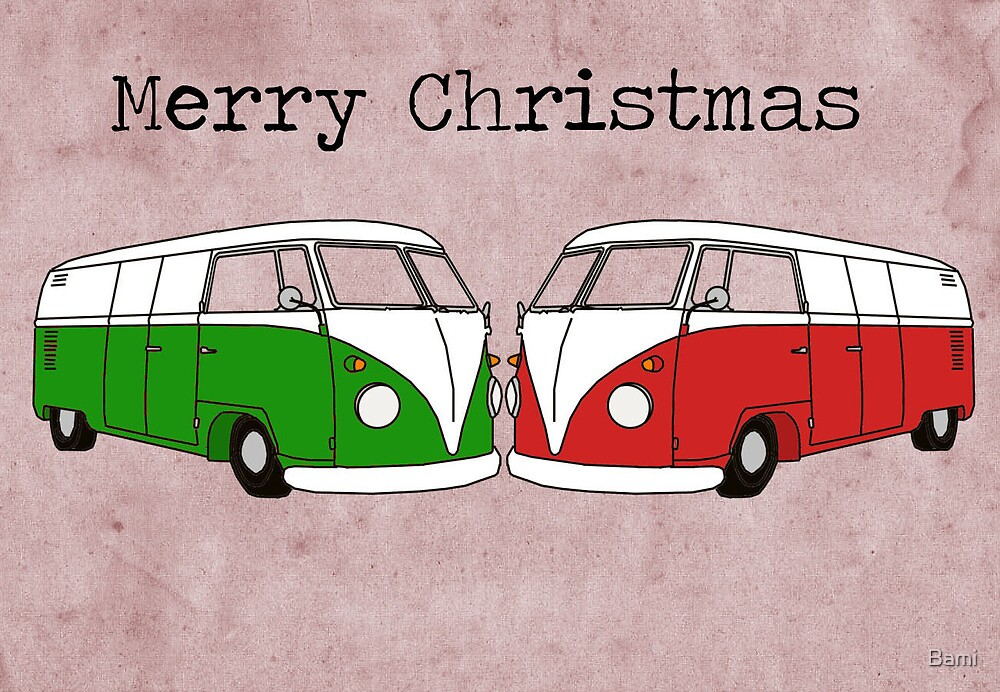 Merry Christmas by Bami