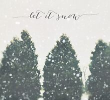 let it snow by beverlylefevre