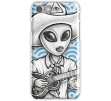 'The Space Cowboy' iPhone Case/Skin