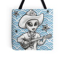 'The Space Cowboy' Tote Bag