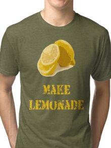 Make Lemonade Tri-blend T-Shirt