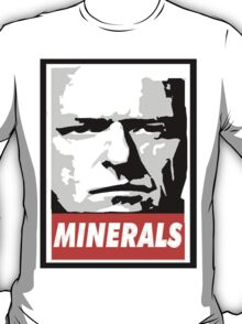 Minerals- Hank Obeys T-Shirt