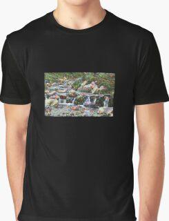 Myrtle Falls Machine Dreams Graphic T-Shirt