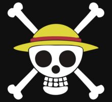 One Piece Skull by Bodera