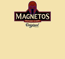 Magnetos Mutant Cider - Horizontal (iPhone Case) by maclac