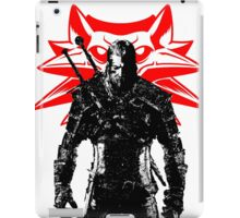 The White wolf iPad Case/Skin