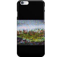 Miniature Moss-scape Machine Dreams iPhone Case/Skin
