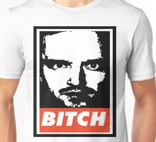 Jesse Pinkman - Obey, bitch Unisex T-Shirt
