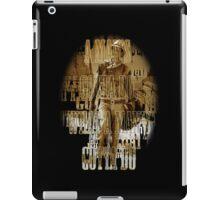 A Man's Gotta Do, What A Man's Gotta Do iPad Case/Skin