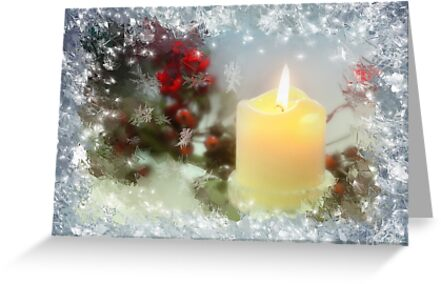 Season's greetings by Lyn Evans