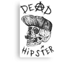 DEADHIPSTER Canvas Print
