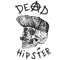 DEADHIPSTER Photographic Print