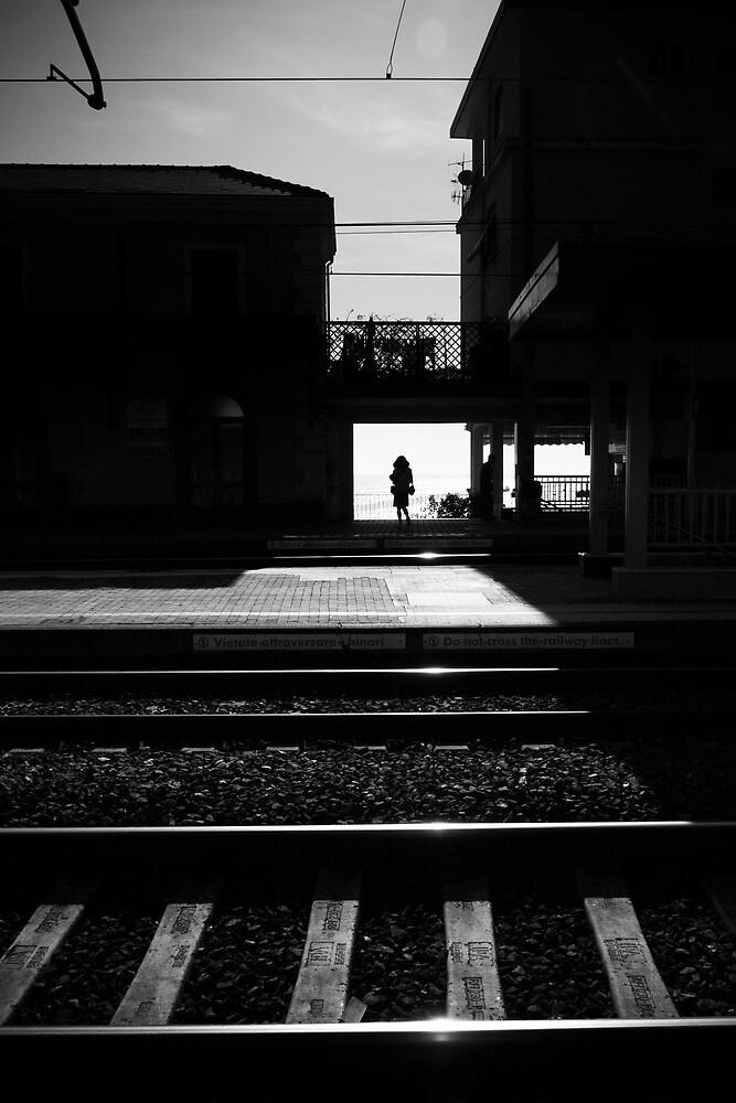 Waiting by John Burtoft