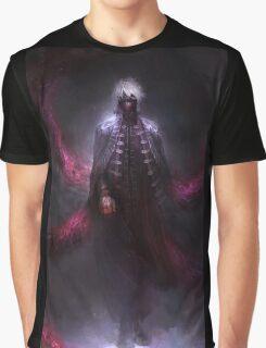 Kaneki Tokyo_ghoul Graphic T-Shirt