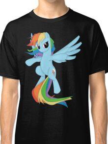 Rainbow Dashing Classic T-Shirt