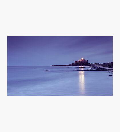 Bamburgh Light Photographic Print