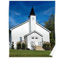 East Bend Baptist Church Poster