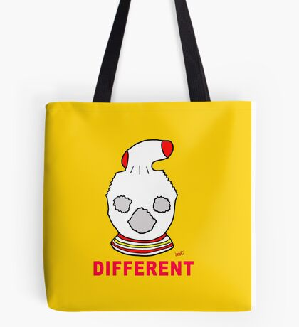 Different Fantastic Mr Fox Tote Bag
