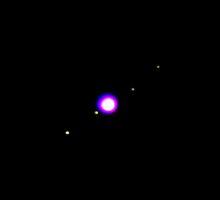 Jupiter at Opposition (2012) by Daniel Owens