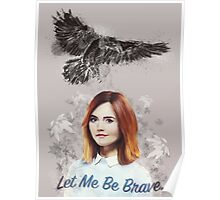 Let Me Be Brave... Poster
