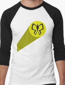 Monarch Signal! Men's Baseball ¾ T-Shirt