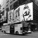 7th Ave New York by jimmylu