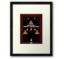 Hyrule Christmas! Framed Print