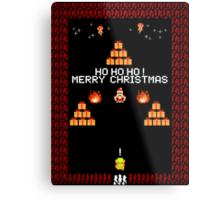 Hyrule Christmas! Metal Print