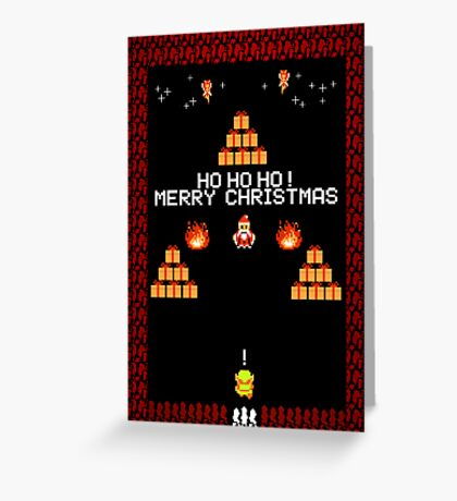 Hyrule Christmas! Greeting Card
