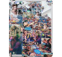 Crowded Beach 2. iPad Case/Skin