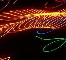 Fish Bones In My Christmas Lights by Adam Kuehl