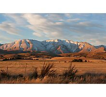 Central Otago Photographic Print
