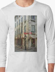 Old Montreal Long Sleeve T-Shirt